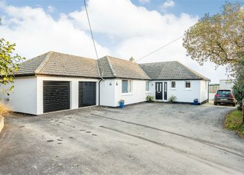 Thumbnail 4 bedroom detached bungalow for sale in Ruan High Lanes, Ruan High Lanes, Truro, Cornwall