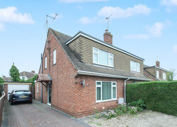 Thumbnail 3 bed semi-detached house to rent in Edwin Road, Didcot