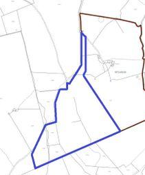Thumbnail Land for sale in Summerhill Clough Farm, Upper Hulme, Leek, Staffordshire
