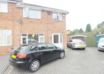 Thumbnail 3 bed semi-detached house for sale in Quincey Drive, Erdington, Birmingham