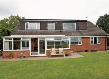 Thumbnail 6 bed detached house for sale in Little Leigh, Northwich