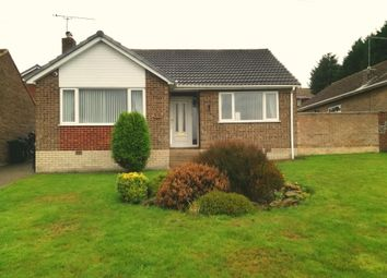 Thumbnail 2 bed detached bungalow for sale in Oulton Rise, Mexborough