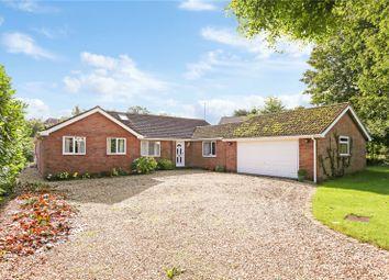 Aldbourne Road, Baydon, Marlborough, Wiltshire SN8. 4 bed bungalow for sale
