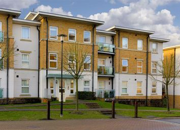 Thumbnail 2 bed flat for sale in Turner Court, Leatherhead, Surrey