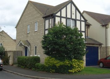 Thumbnail 4 bed detached house to rent in Wheatsheaf Drive, Bishops Cleeve, Cheltenham