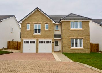 Thumbnail 5 bed detached house for sale in Deer Meadow, Symington, Kilmarnock