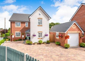 Thumbnail 4 bed detached house for sale in Forge Street, Hednesford, Cannock