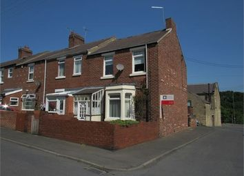 Thumbnail 3 bedroom end terrace house for sale in Willow View, Burnopfield, Newcastle Upon Tyne.