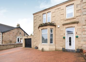 Thumbnail 3 bedroom semi-detached house for sale in Braeside Avenue, Rutherglen, Glasgow