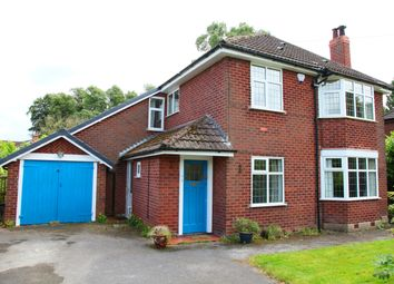 Thumbnail 4 bed detached house for sale in Ashfield Drive, Macclesfield