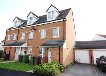 Thumbnail 3 bed semi-detached house for sale in Whinmoor Way, Swarcliffe, Leeds