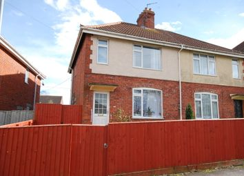 Thumbnail 3 bed semi-detached house for sale in Studley Rise, Trowbridge