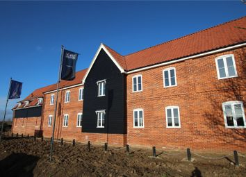 Thumbnail 2 bed flat for sale in Heronsgate, Yarmouth Road, Blofield, Norwich, Norfolk
