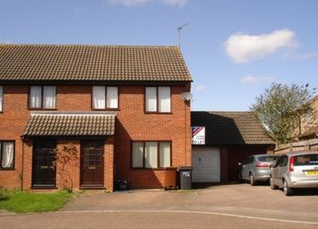 Thumbnail 3 bed semi-detached house to rent in Brashland Drive, Northampton