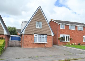 Thumbnail 3 bed link-detached house for sale in Giles Road, Lichfield
