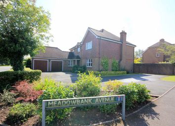 Thumbnail 5 bed detached house for sale in Meadowbank Avenue, Weston, Stafford