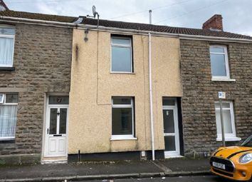 Thumbnail 2 bed terraced house for sale in Payne Street, Neath, Neath Port Talbot.