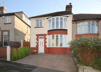 Thumbnail 3 bed semi-detached house for sale in Raleigh Road, Sheffield, South Yorkshire