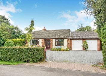 Thumbnail 2 bed detached bungalow for sale in Canal Side West, Brough