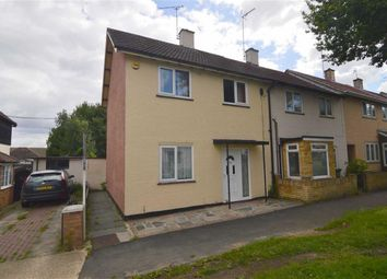 Thumbnail 2 bed end terrace house for sale in Redgrave Road, Basildon, Essex