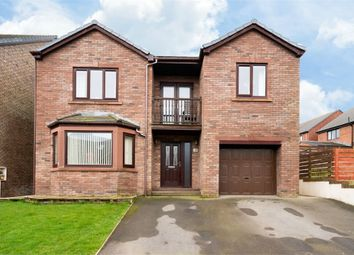 Thumbnail 4 bed detached house for sale in Colliers Way, Whitehaven, Cumbria