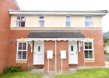 Thumbnail 2 bed terraced house to rent in Falcon Close, Droitwich