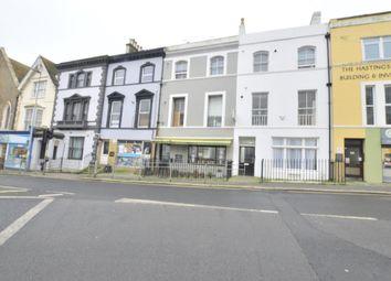 2 bed flat to rent in Cambridge Road, Top Floor Maisonette, Hastings, East Sussex TN34
