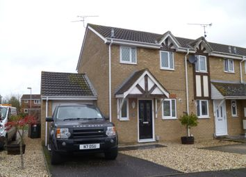 Thumbnail 2 bed semi-detached house to rent in Farriers Close, Swindon