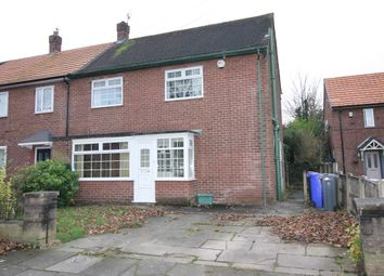 Thumbnail 3 bed semi-detached house to rent in Barry Road, Manchester