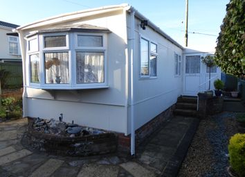 Thumbnail 1 bed mobile/park home for sale in Wykeham Park, Alresford Road, Winchester, Hampshire, 1Hj