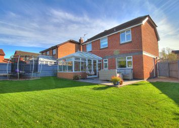 Thumbnail 4 bed detached house for sale in Wakefield Drive, Whitwick, Coalville