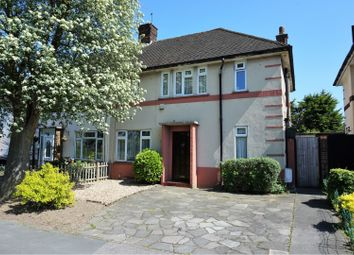 3 bed semi-detached house for sale in North Approach, Watford WD25