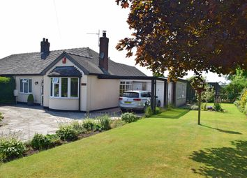 Thumbnail 2 bed semi-detached bungalow for sale in Cresswell Lane, Draycott, Stoke-On-Trent