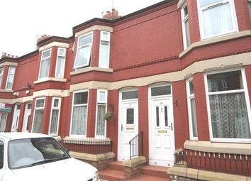 Thumbnail 2 bed terraced house to rent in Thornton Street, Birkenhead