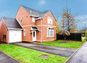 Thumbnail 3 bed detached house for sale in Barton Close, Newton Aycliffe