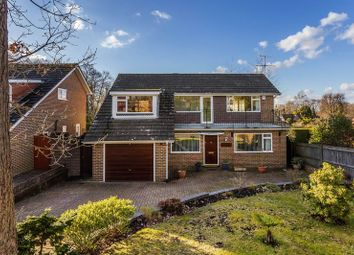 Thumbnail 4 bedroom detached house for sale in Guide Price 625, 000 To 675, 000 ....Mount Close, Pound Hill, Crawley