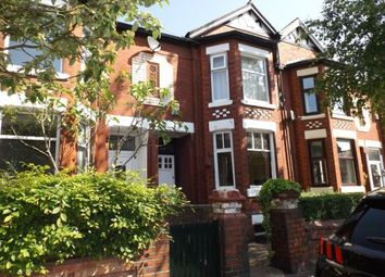 Thumbnail 3 bedroom terraced house for sale in Langdale Road, Manchester, Greater Manchester, Uk