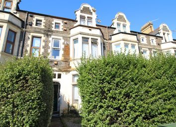 Thumbnail 5 bed property for sale in Newport Road, Roath, Cardiff