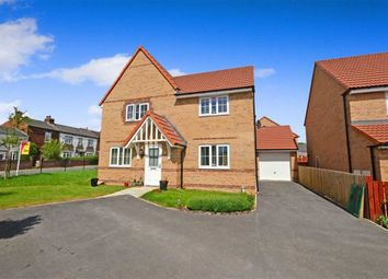 Thumbnail 4 bed detached house for sale in Poppy Fields Way, Pontefract