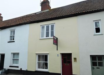 2 bed terraced house for sale in Denver Place, Elm Grove Road, Topsham, Exeter EX3