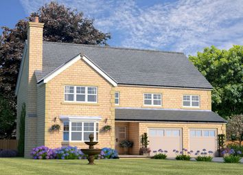 Thumbnail 5 bed detached house for sale in The Balmoral, Bingley Road, Menston, Leeds