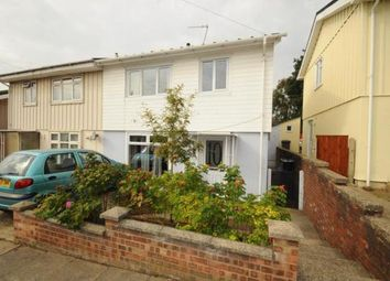 Thumbnail 5 bed semi-detached house to rent in Malbrook Road, Norwich