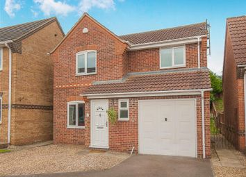 Thumbnail 3 bedroom detached house for sale in Sorrel Close, Stamford