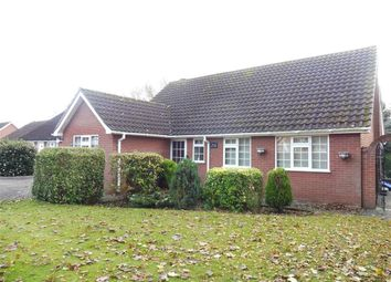 Thumbnail 2 bedroom detached bungalow to rent in Clements Close, Scole, Diss