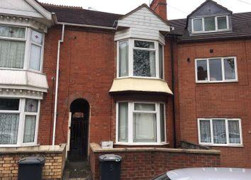 Thumbnail 3 bed terraced house for sale in Bracebridge Street, Nuneaton