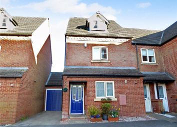 Thumbnail 3 bed town house for sale in Brunt Lane, Woodville