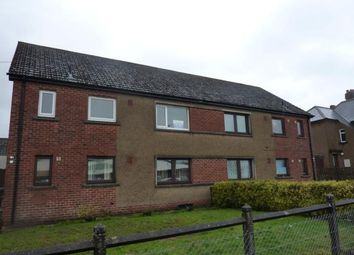 Thumbnail 2 bed flat to rent in Prosen Road, Kirriemuir