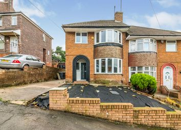 Thumbnail 2 bed semi-detached house for sale in West Hill, Kimberworth, Rotherham, South Yorkshire