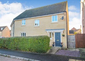 Thumbnail 3 bed semi-detached house for sale in Peasey Gardens, Grange Farm, Kesgrave, Ipswich