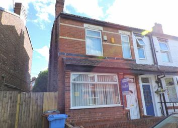 Thumbnail 2 bedroom semi-detached house for sale in Chapel Street, Levenshulme, Manchester